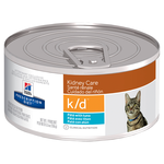 Hills Prescription Diet Hills Prescription Diet Kd Kidney Care Pate With Tuna Canned Cat Food