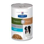 Hills Prescription Diet Hills Prescription Diet Metabolic And Mobility Vegetable Tuna Stew Canned Dog Food