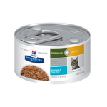 Hills Prescription Diet Hills Prescription Diet Metabolic And Urinary Vegetable And Tuna Stew Canned Cat Food