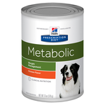 Hills Prescription Diet Hills Prescription Diet Metabolic Weight Management Canned Dog Food