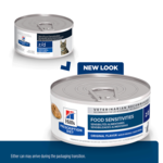 Hills Prescription Diet Hills Prescription Diet Zd Skin And Food Sensitivities Canned Cat Food