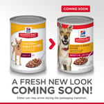Hills Science Diet Hills Science Diet Adult Chicken And Barley Entree Canned Dog Food