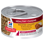Hills Science Diet Hills Science Diet Adult Healthy Cuisine Chicken And Rice Medley Canned Cat Food