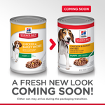Hills Science Diet Hills Science Diet Puppy Chicken And Barley Entree Canned Dog Food