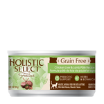 Holistic Select Holistic Cat Grain Free Chicken Liver Lamb 24 x 85g