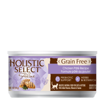 Holistic Select Holistic Cat Grain Free Chicken Pate 24 x 156g
