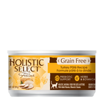 Holistic Select Holistic Cat Grain Free Turkey 24 x 156g