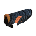 Huskimo Huskimo Dog Coat Sherpa Sport Orange
