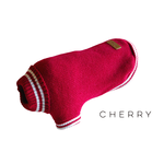 Huskimo Huskimo Dog Jumper Thredbo Cherry