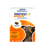 Interceptor Interceptor Spectrum Chews Extra Small Brown