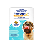 Interceptor Interceptor Spectrum Chews Large Blue