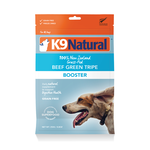 K9 Natural K9 Natural Beef Green Tripe Freeze Dried Topper 75g