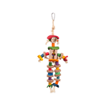 Kazoo Kazoo Bird Toy Man With Sisal Rope