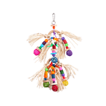 Kazoo Kazoo Bird Toy With Sisal And Balls