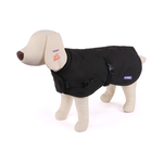 Kazoo Kazoo Coat Reflective Nylon Black