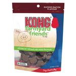 Kong Kong Farmyard Friends Bacon Biscuit Treat