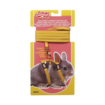 Living World Living World Dwarf Rabbit Harness Lead Set Yellow