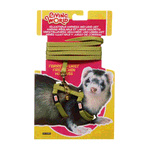 Living World Living World Ferret Harness Lead Set Green