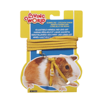 Living World Living World Guinea Pig Harness Lead Set Yellow