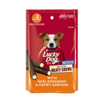 Lucky Dog Lucky Dog Treats Meaty Chew Mini Kangaroo