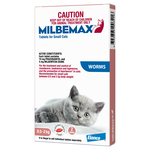 Milbemax Milbemax All Wormer For Small Cats