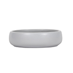 Mog and Bone Mog And Bone Ceramic Cat Bowl Grey