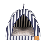 Mog and Bone Mog And Bone Igloo Navy Hamptons Stripe