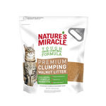 Natures Miracle Natures Miracle Premium Clumping Walnut Cat Litter