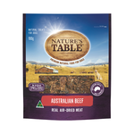 Natures Table Natures Table Dog Treats Air Dried Australian Beef