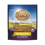 Natures Table Natures Table Dog Treats Air Dried Australian Chicken