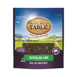 Natures Table Natures Table Dog Treats Air Dried Australian Lamb