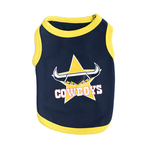 Official NRL Official Nrl T Shirt Cowboys