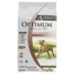 Optimum Optimum Adult Large Breed Dry Dog Food Chicken Vegetables And Rice