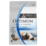 Optimum Optimum Furball Dry Cat Food Chicken