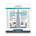 PAW Blackmores Paw Blackmores Infected Skin Shampoo And Conditioner Duo