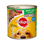 pedigree-lamb-veges-loaf-cans