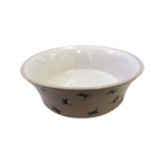 Petface Petface Ceramic Bowl Cat Print Flared