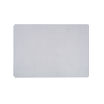 Petface Petface Placemat Grey White Dots