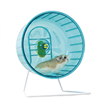 Petface Petface Small Pet Exercise Wheel And Stand