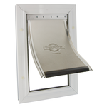 Staywell Petsafe Staywell Pet Door Aluminium
