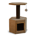 Playmate Playmate Cat Tree Paperbark