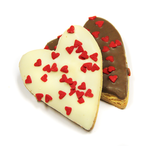 Pooch Treats Pooch Treats Valentines Dog Biscuit Treats