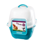 Poowee Poowee Cat Litter Tray Hooded