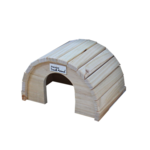 Premier Small Animal Premier Small Animal Round Timber Home