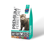 Pet Pacific Premium Ferret Food Diet 2.5kg