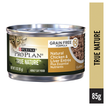 Pro Plan Pro Plan Wet Cat Food Adult Grain Free Chicken Liver Entree