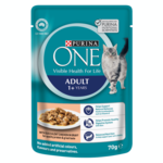 Purina One Purina One Adult Chicken Wet Cat Food
