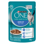 Purina One Purina One Adult Ocean Fish Wet Cat Food