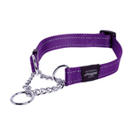Rogz Rogz Obedience Collar Purple