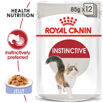Royal Canin Royal Canin Adult Instinctive Jelly Wet Cat Food Pouches